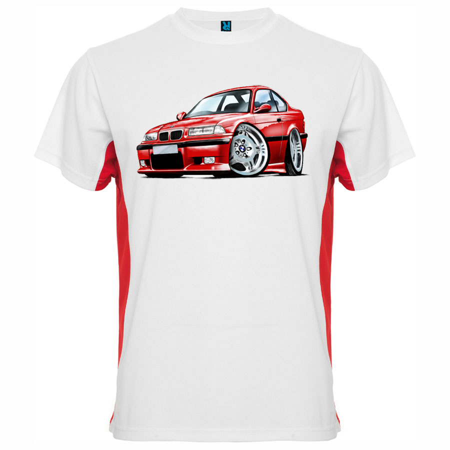 t-shirt-bmw-red